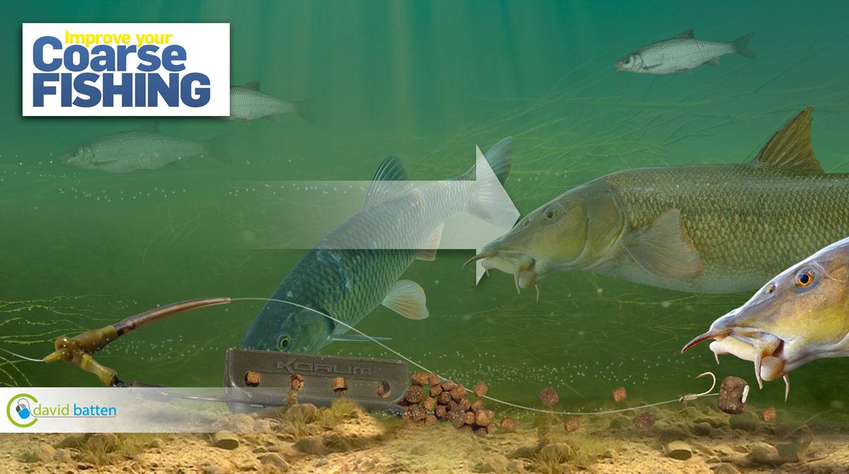 Bauer media improve your coarse fishing magazine david for River fishing rigs